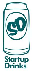 StartupDrinks Logo