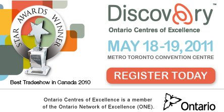 OCE Discovery 11 May 18-19, 2011