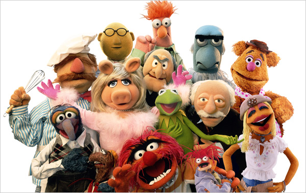 Copyright Muppet Studios