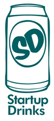 StartupDrinks Logo