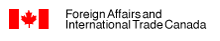 Departement of Foreign Affairs and International Trade