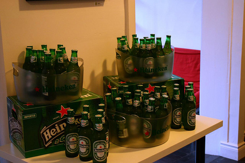 Beer Station at Camaraderie - Some rights reserved by LexnGer