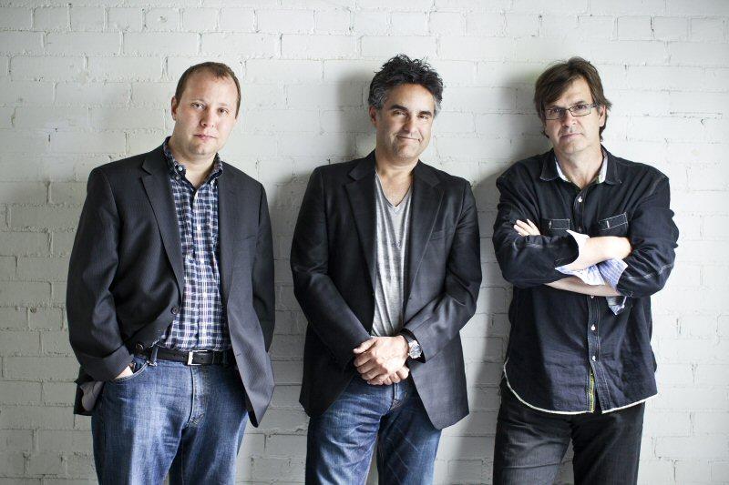 Scott Pelton, Bruce Croxon and John Eckert - Round13 Capital